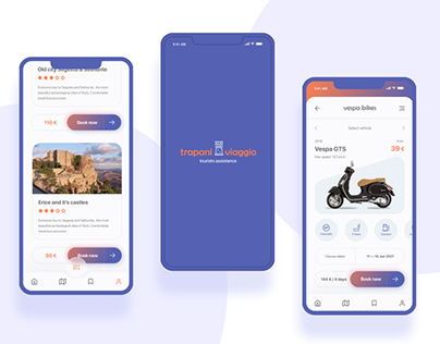 Travel Assistance App | Trapani/Sicily