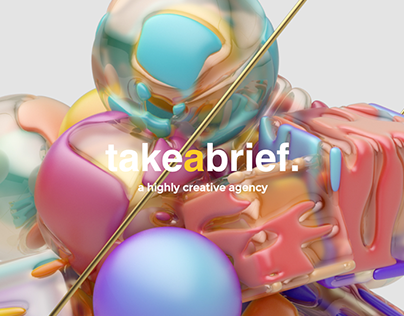 takeabrief - HTML template