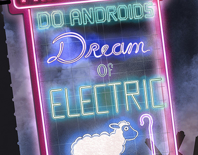"Phillip K. Dick's ""Do Androids Dream of Electric Sheep"""