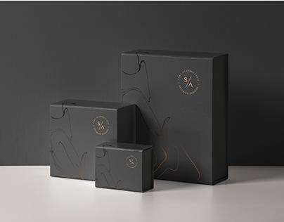 Sara Interior Designs - Branding
