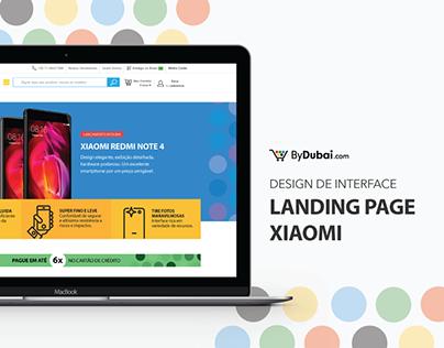 Design de Interface - Landing Page