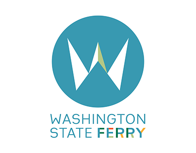 Washington State Ferry Branding and App Design