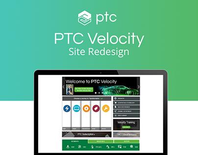 PTC Velocity Redesign