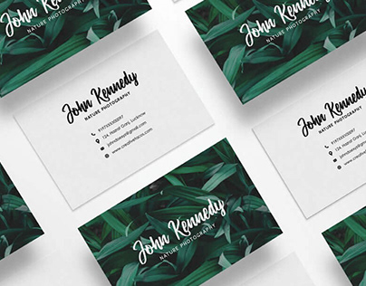 35+ Free Business Card Templates (Fully Printable)
