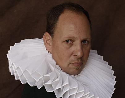 Portrait Me as a modern day Frans Hals