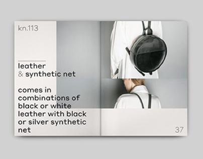 BLANC lookbook SS17