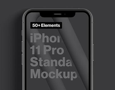 iPhone Pro Standard Mockups