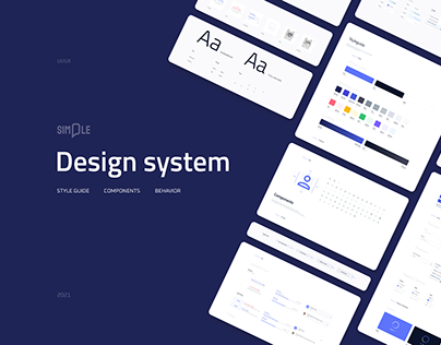 SIMPLE Design System