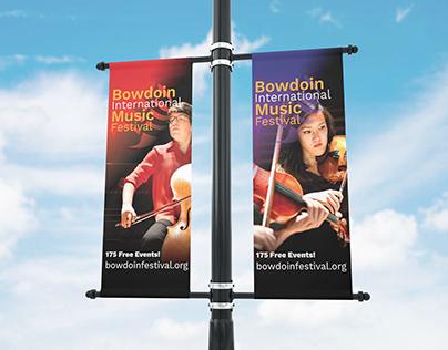 Bowdoin International Music Festival Marketing