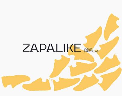 Zapalike - Busca Zapatillas