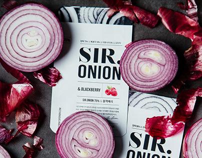 Sir. Onion