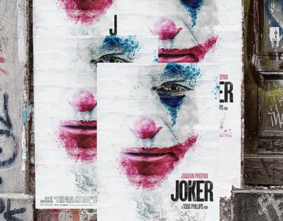JOKER fan art poster