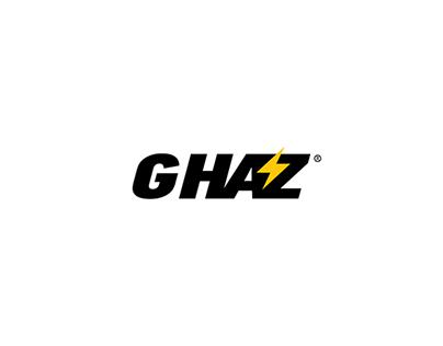 GHAZ - جــهـاز للأجهزة المنزلية   Logo design   EGYPT