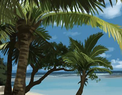 Environment/Background Practice