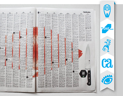 Criterion Classified Ads / Media Innovation
