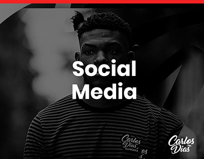 Carlos Dias Barbearia | Social Media