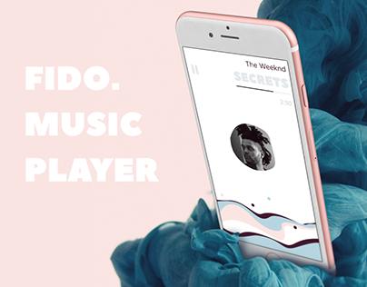FIDO. Music player