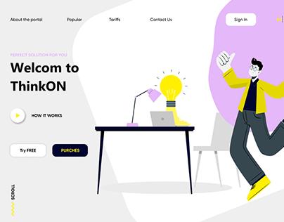 Idea generation portal ThinkOn   CodeLions