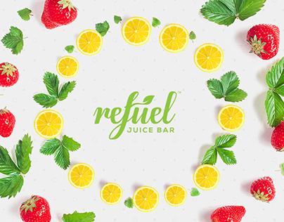 Refuel Juice Bar