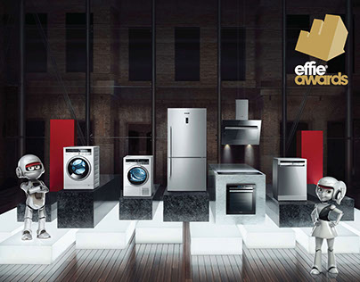 Arçelik Household Appliances - Piano Series TVC