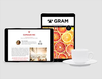 GRAM Digital Magazine
