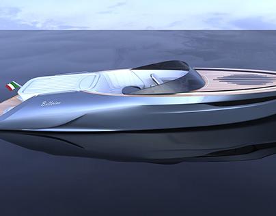 Ballerina Yacht Concept