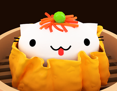 Animated 3D Food iMessage Sticker Pack