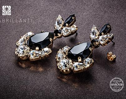 Swarovski Jewelry Product Shoots for Carla Brillanti