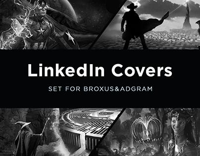 LinkedIn Covers | Headers Design