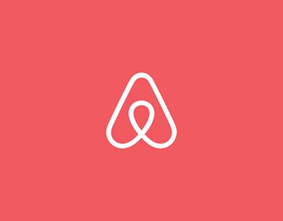 Airbnb — Brochure Design