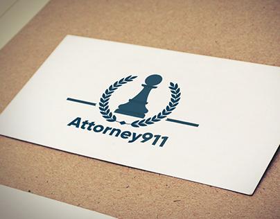 Logo Design of Attorney911