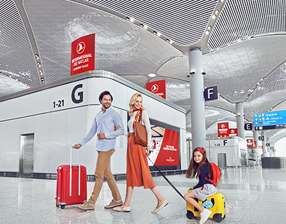 TURKISH AIRLINES ISTANBUL GRAND AIRPORT