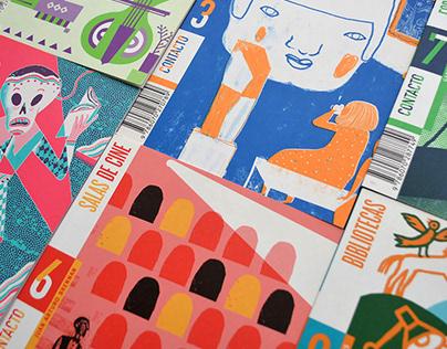 Colección Contacto UNAM