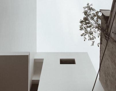 Monochrome Palette : RD House