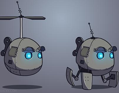 Video game companion design