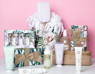 Tropical Collection Design   Laline