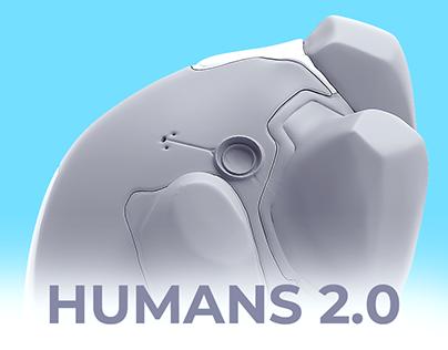 HUMANS 2.0 // Beta Body - Bionic Heart