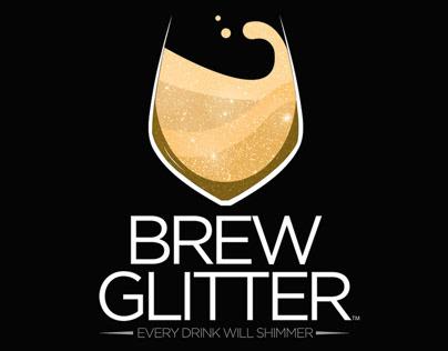 Brew Glitter Branding