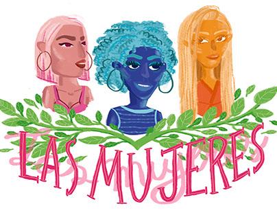 Las Mujeres | Illustration