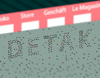 Web Banner Detakstudio