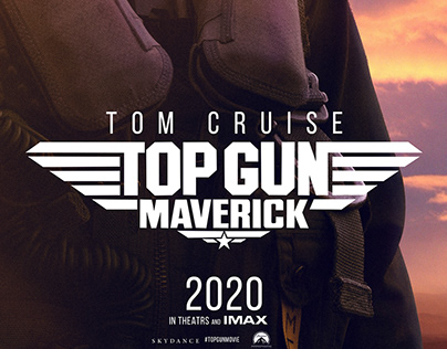 Top Gun: Maverick | Poster Design