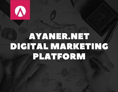 Ayaner.NET Digital Marketing and Web Design Platform