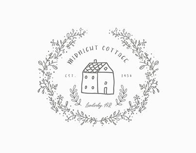 Rustic Logo Design Portfolio   Baj Goodson 2019