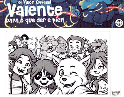 VALENTE (Vitor Cafaggi, 2015)