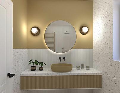 Bathroom Łazienka nowoczesna