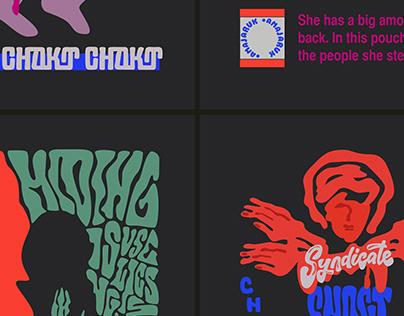 T-shirt design for Syndicate Original