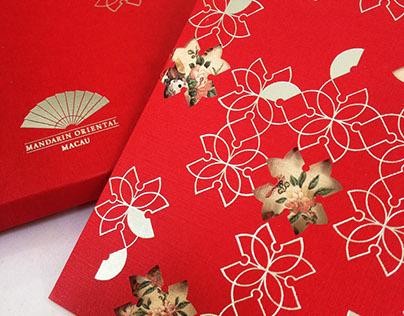 Mandarin Oriental Macau_ Red Pocket Design 2015