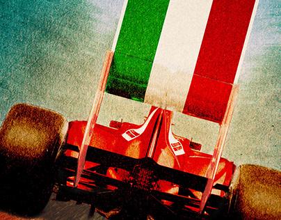 Formula 1 Race Posters