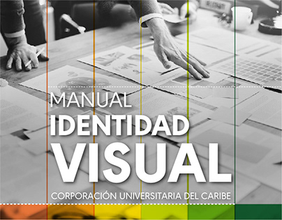 Manual Identidad Visual. CECAR.