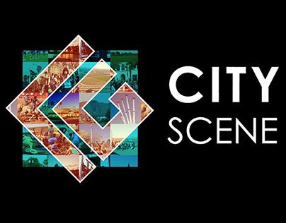 City of Casa Grande - City Scene Logo